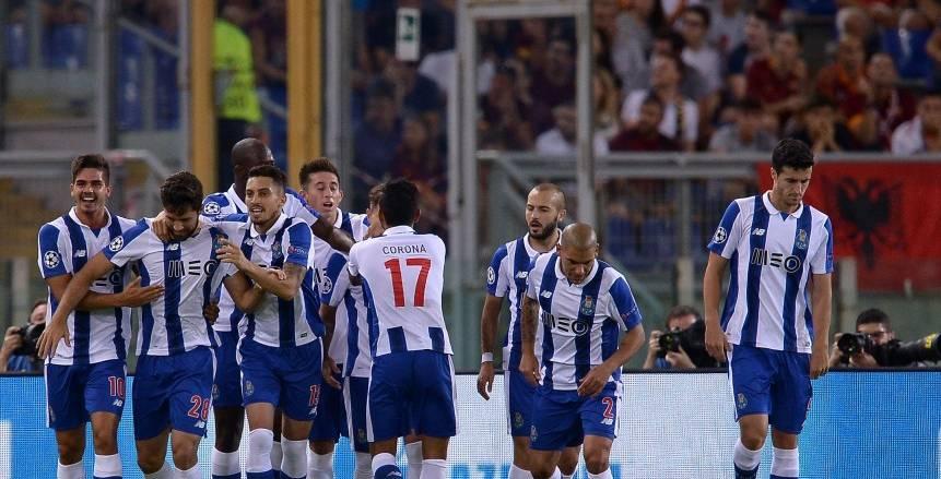 بورتو يفوز بالخمسة على موناكو ويلتحق ببيشكتاش في دور الـ16 من دوري الأبطال