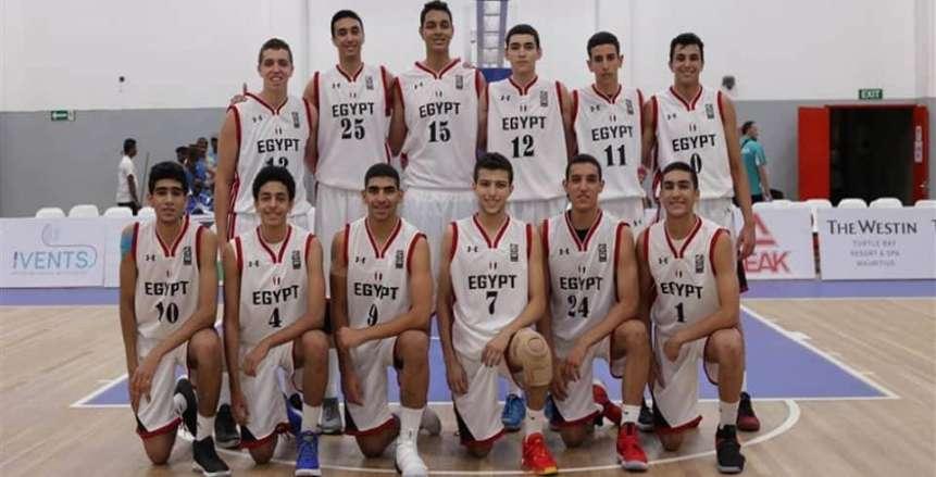 حسم قائمة مصر في البطولة العربية لشباب السلة بعد عودة الناشئين