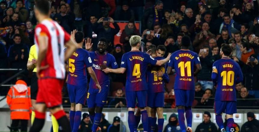 رسميا.. الاتحاد الإسباني يكشف حقيقة استبعاد «برشلونة» من الكأس