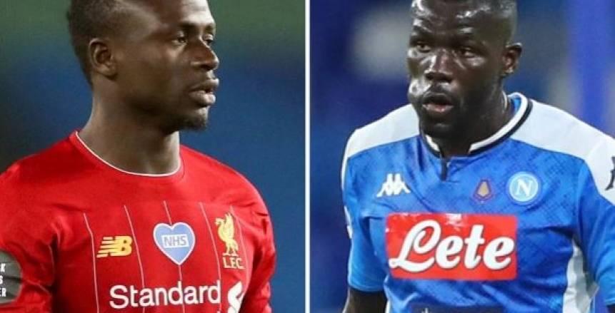 ماني يطالب ليفربول بالتعاقد مع كاليدو كوليبالي