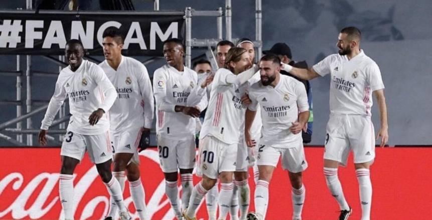 ريال مدريد يهزم خيتافي بثنائية ويصعد لوصافة الليجا