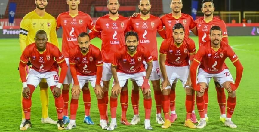 معلق مباراة المصري والأهلي اليوم في الدوري الممتاز 2021