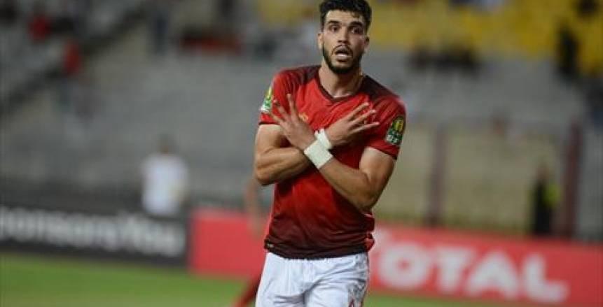 بعد غياب 6 أشهر.. أزارو يعود للتهديف مع الأهلي محليا