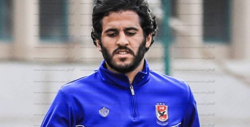 """""""مروان محسن"""" يقود هجوم الأهلي أمام البلاستيك"""