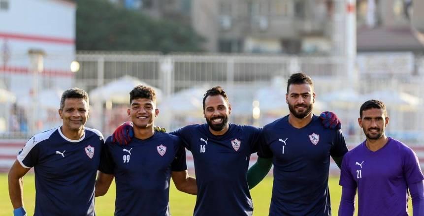 استعدادات الزمالك لمواجهة المقاولون العرب في الدوري