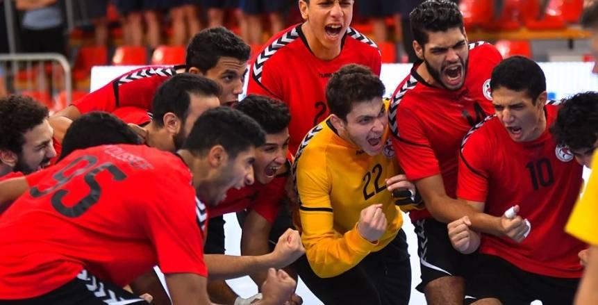 تعرف على ترتيب لاعبي مصر بقائمة هدافي مونديال ناشئي اليد