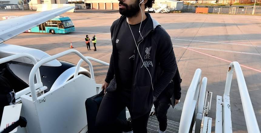 محمد صلاح في قائمة ليفربول أمام سالزبورج في دوري الأبطال