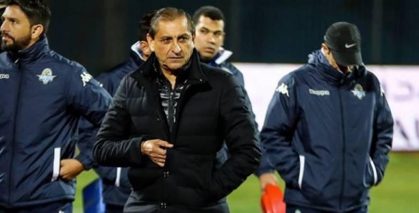 رامون دياز: بيراميدز فريق كبير.. وأتمنى لمصر النجاح والتقدم