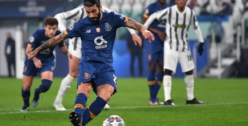 أهداف مباراة يوفنتوس وبورتو في دوري الأبطال (فيديو)
