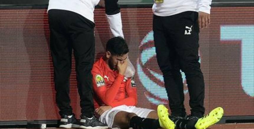 فرج عامر بعد إصابة ناصر ماهر: لماذا يصاب لاعبي سموحة دائماً مع المنتخب؟