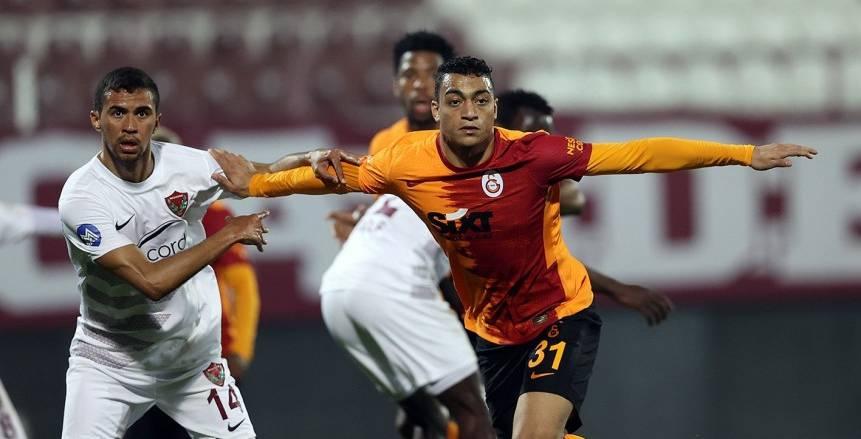 مصطفى محمد يسعى للعودة للتهديف في الدوري التركي أمام فاتح جمرك