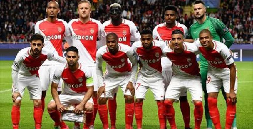 موناكو يسحق سانت إيتيان برباعية  ويرتقي لوصافة الدوري الفرنسي