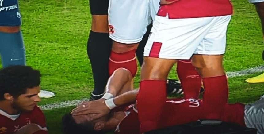 سيف زاهر يتحدث عن حجم إصابة محمود متولي: قطع في غضروف الركبة