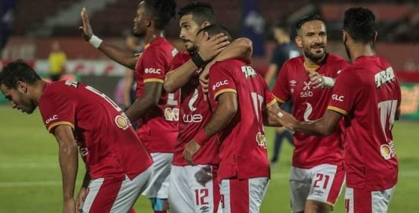 أهداف مباراة الأهلي وإنبي في كأس مصر