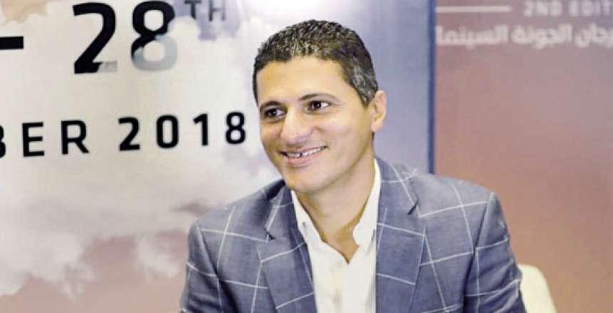 عمرو منسي يتأهل للدور النهائي في ماسترز بطولة الجونة الدولية للاسكواش