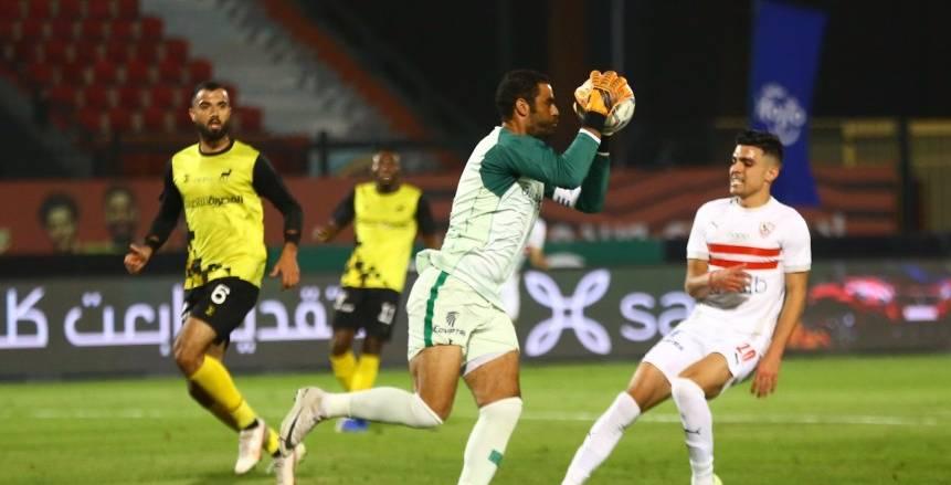 ترتيب الدوري المصري بعد تعادل الزمالك أمام دجلة.. الأبيض يتصدر مؤقتا