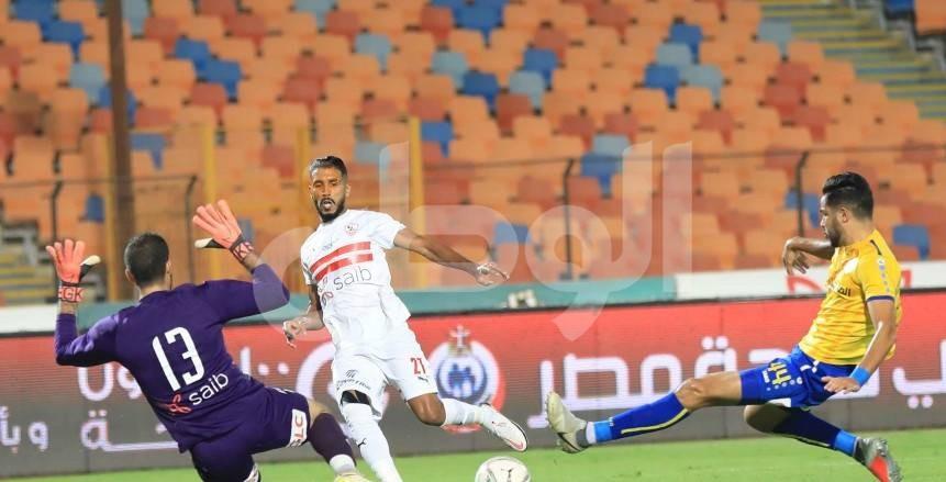جدول ترتيب الدوري المصري.. الزمالك يحسم المركز الثاني وبيراميدز ثالثا
