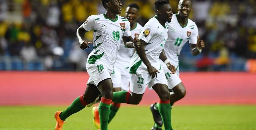 مباراة غينيا بيساو والكاميرون في كأس الأمم الإفريقية