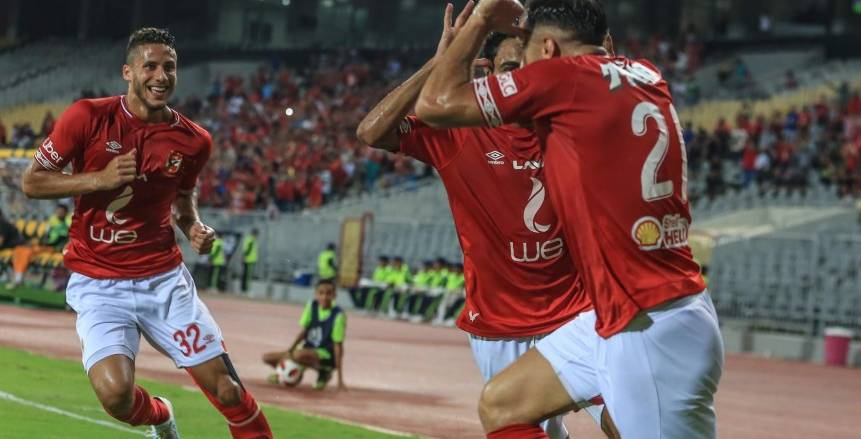 ترتيب الدوري المصري.. الأهلي يحقق النجمة 41 ويتربع علي عرش القمة