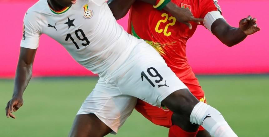 كأس الأمم الأفريقية| غانا تعزز النتيجة بالهدف الثاني في مرمى غينيا بيساو
