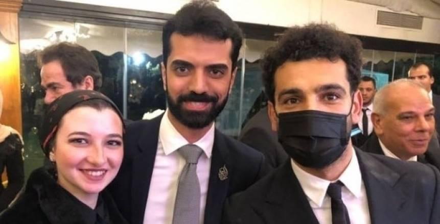 يورجن كلوب يعاقب محمد صلاح بسبب فرح شقيقه