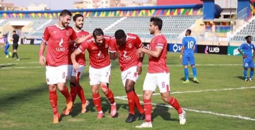 ترتيب الدوري المصري.. الأهلي على القمة.. وبيراميدز في المركز الثاني.. والزمالك رابعًا