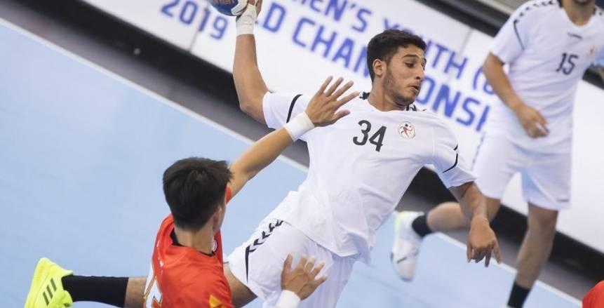 بث مباشر.. مصر والبرتغال في بطولة العالم لناشئي اليد