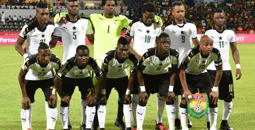 بالصور| تشكيل غانا وبوركينا فاسو في لقاء خطف المركز الثالث بالكان