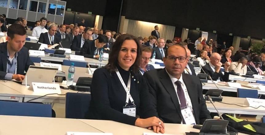 ياسر إدريس يشارك فى المؤتمر الدولى لمكافحة المنشطات ببولندا ممثلا للجنة الأولمبية
