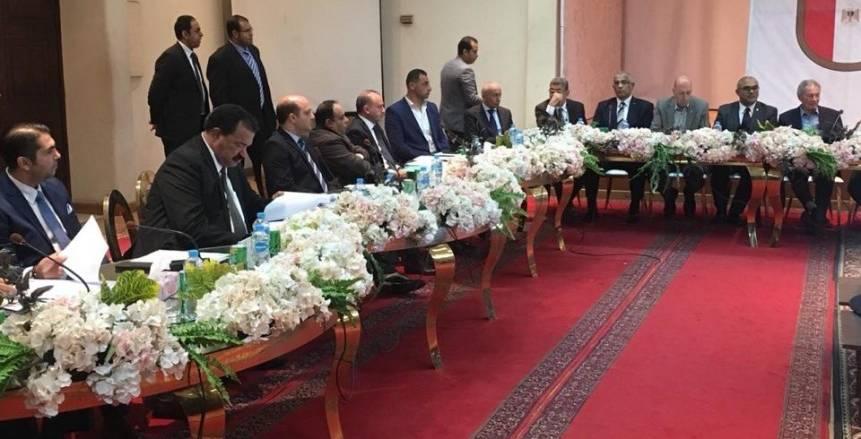 اكتمال النصاب القانوني لعمومية اللجنة الأوليمبية المصرية