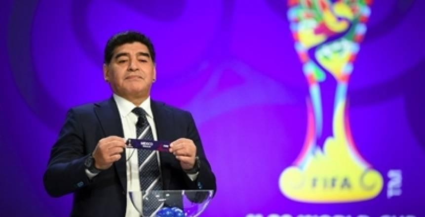«مارادونا»: الملف الأميركي لا يستحق تنظيم مونديال 2026