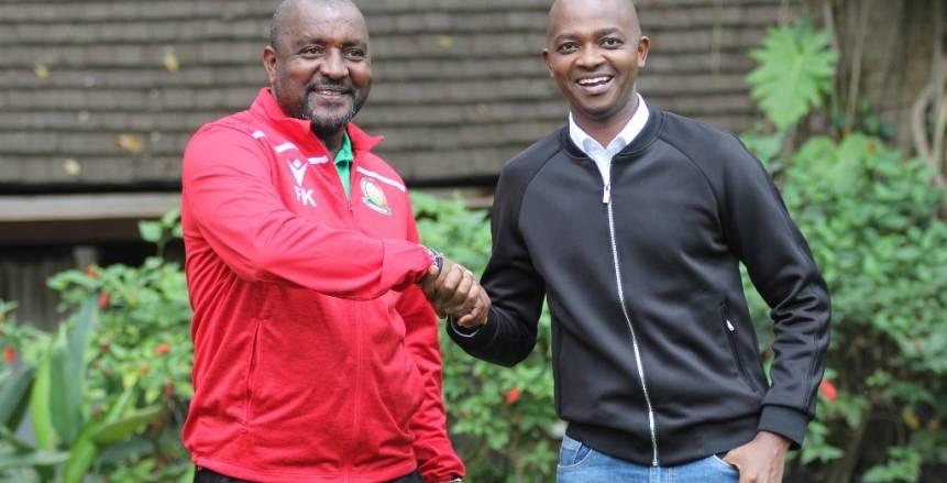 كينيا تستعين بمدرب وطني لمواجهة مصر بتصفيات أمم أفريقيا