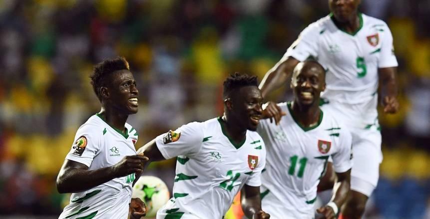 بعد التعادل السلبي  ناميبيا وغينيا بيساو يقتربان من أمم أفريقيا 2019