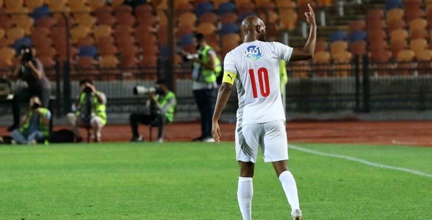 سيد عبد الحفيظ:«توقعت فوز الأهلي بعد هدف شيكابالا»