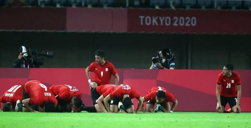 ترتيب مجموعة منتخب مصر في الأولمبياد: تأهل الفراعنة لمواجهة البرازيل