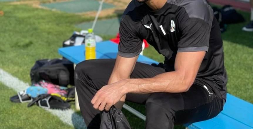 كواليس استعدادات المنتخب الأولمبي لمواجهة إسبانيا