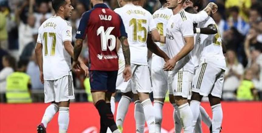 بث مباشر.. مشاهدة مباراة ريال مدريد ضد أتليتكو اليوم في الدوري الإسباني
