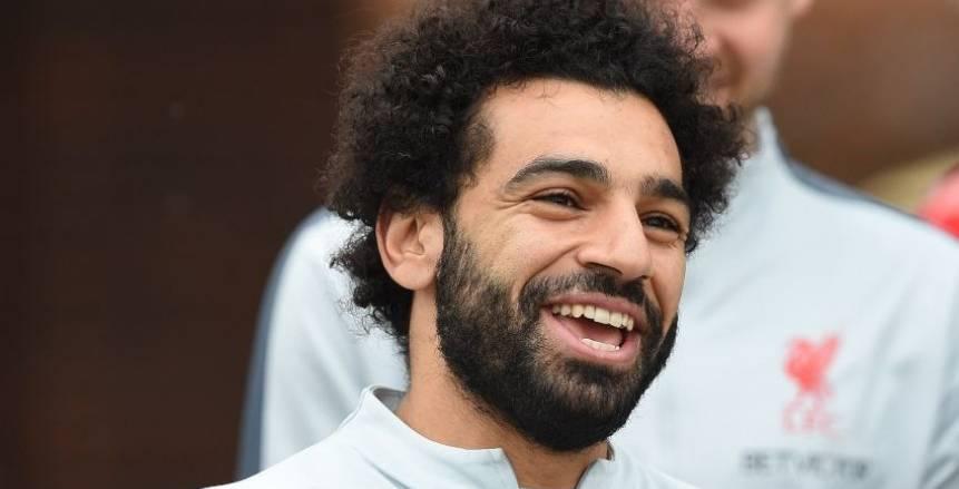 بالصور.. ليفربول يبرز ابتسامة محمد صلاح في اليوم العالمي للسعادة