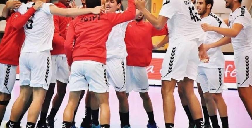 """سيف الدرع أفضل لاعب في مباراة """"برونزية"""" مونديال شباب كرة اليد"""