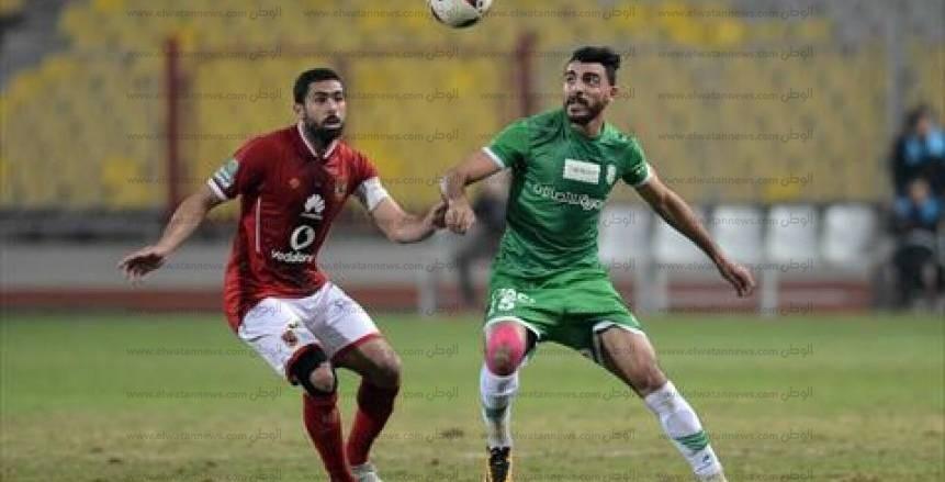 الفحص الطبي يحدد مصير «أحمد فتحي» من مباراة الإسماعيلي