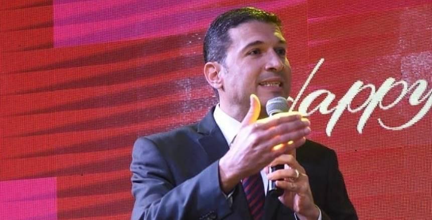 محمد العقدة: تم تطوير فرع نادي الصيد ببورسعيد خدميا وإداريا