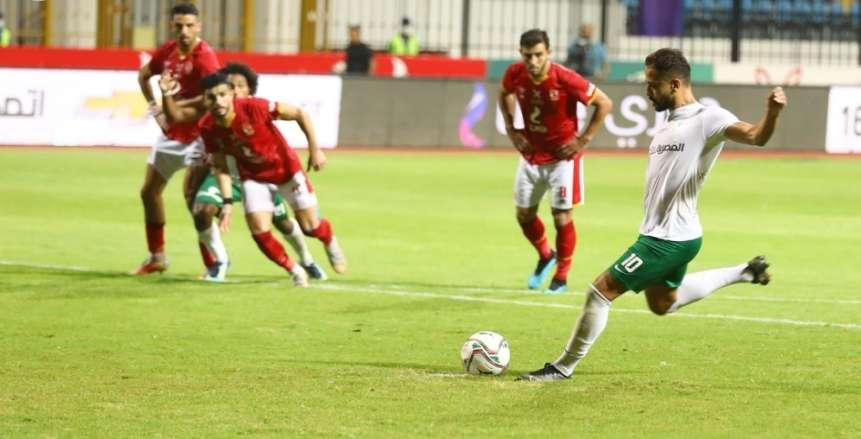 أحمد رفعت يتمسك بالرحيل عن المصري ويرفض التدريب مع الفريق