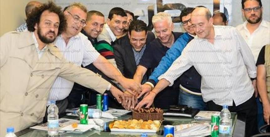 """قيادات أتلتيكو مدريد في ندوة خاصة لـ""""الوطن"""": مصر أكثر أماناً من باريس ولندن.. وجاهزون لتطوير وخدمة الرياضة بها"""