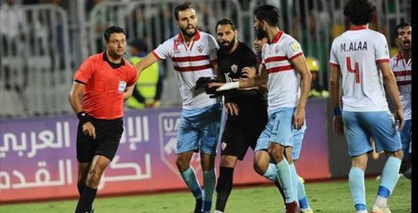 الزمالك يُدافع عن قمة الدوري أمام الحرس.. وتهديدات بعدم إذاعة المباراة