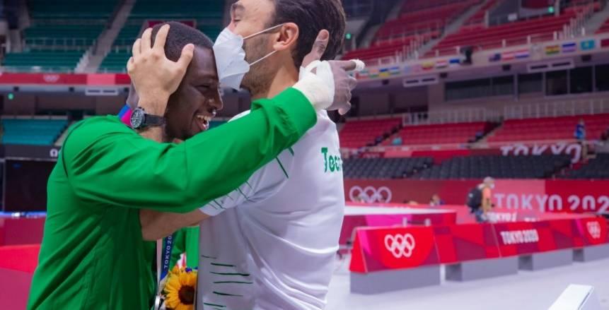 6 ملايين ريال لـ طارق حامدي صاحب فضية السعودية في أولمبياد طوكيو 2020
