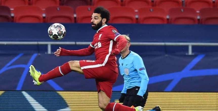 محمد صلاح يقود ليفربول لربع نهائي دوري الأبطال وسان جيرمان يقصي برشلونة
