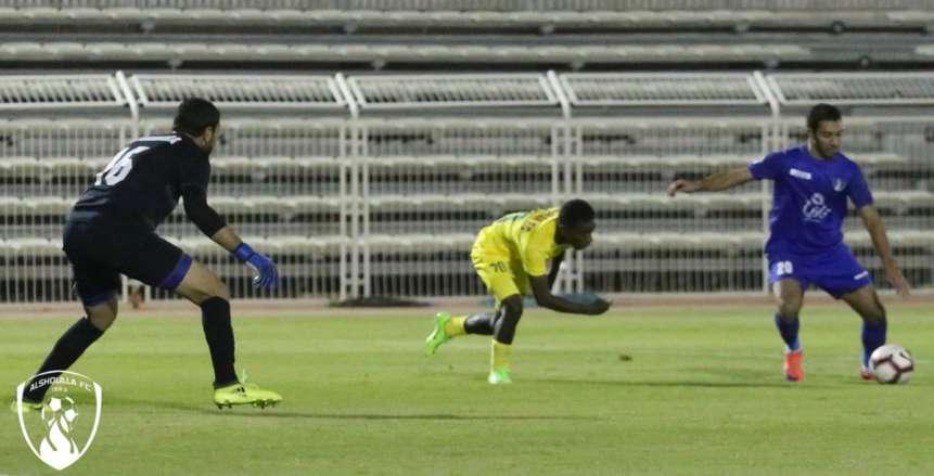 لاعب المصري يقود «الشعلة السعودي» للفوز على «نجران» بثلاثية