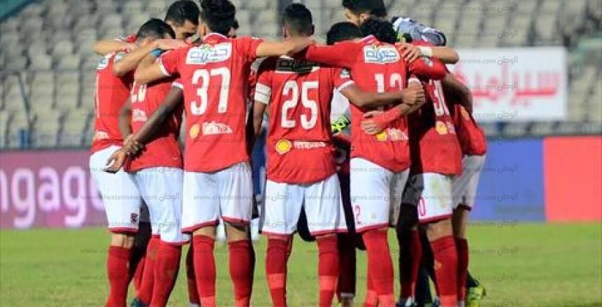 22 لاعبا في قائمة الأهلي للقاء الإياب أمام مونانا