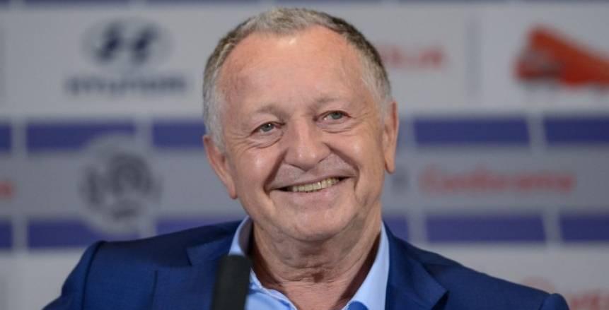 رئيس ليون يطالب بإلغاء أبطال أوروبا لاستكمال الدوري الفرنسي