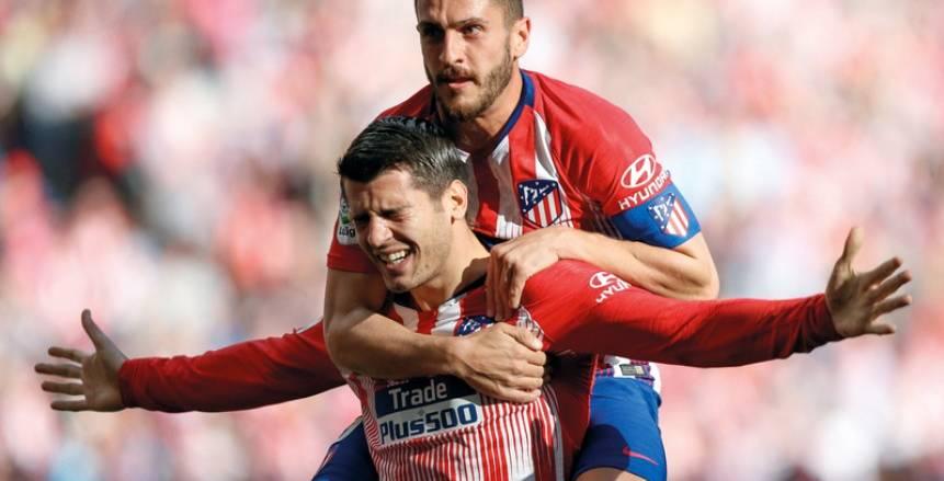 موراتا يمازح كاسياس بعد تجديد عقده مع بورتو